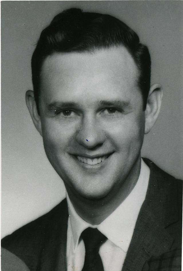 Paul Robinson 1968