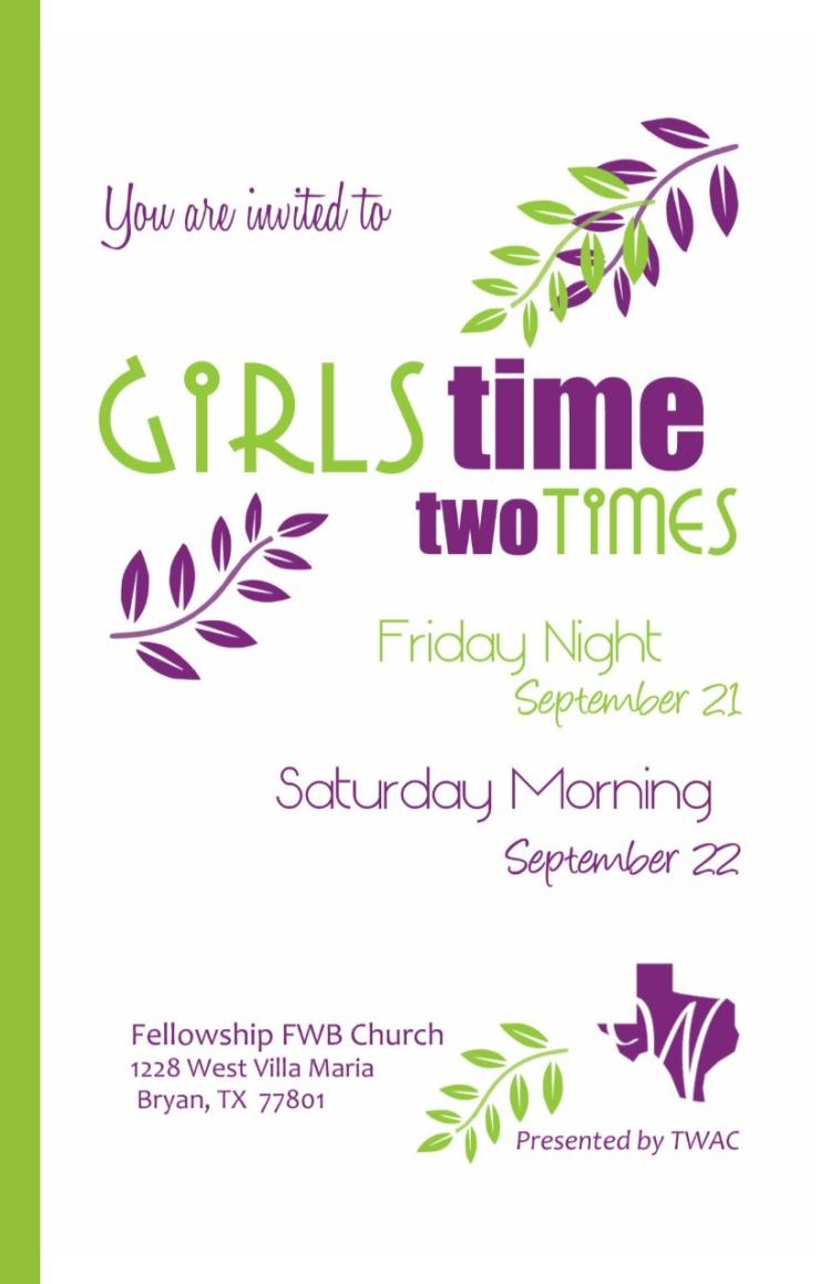twac 2018 girls time brochure a
